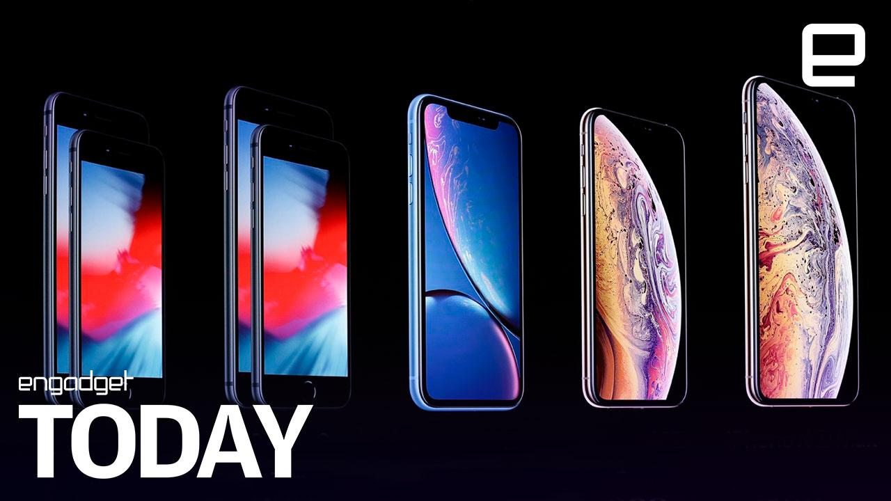 the biggest announcements from apple 39 s iphone xs event. Black Bedroom Furniture Sets. Home Design Ideas