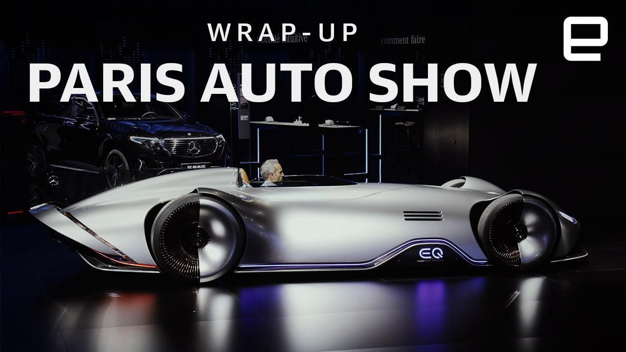 Heres What You Missed At The Paris Auto Show - Autoshow