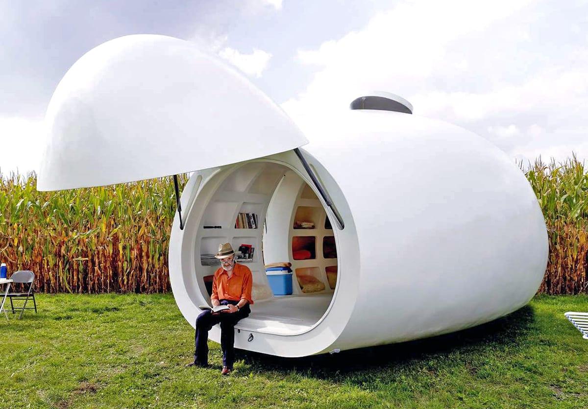 tiny mobile houses. Image credit  Seven tiny mobile homes