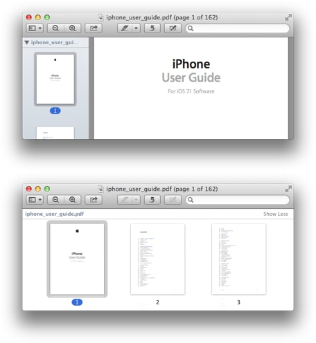 using preview to edit pdf