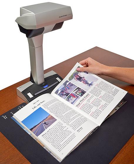 fujitsu evernote edition document scanner