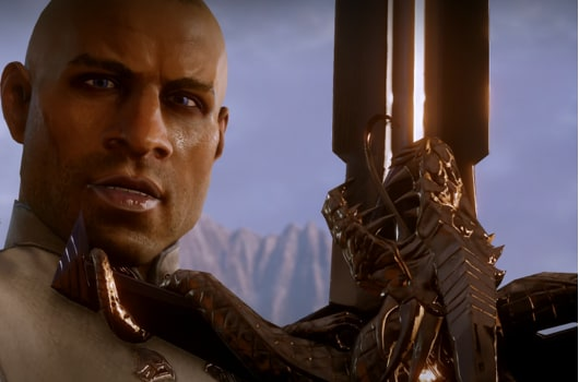 Dragon age inquisition review tipping the scales - Console dragon age inquisition ...