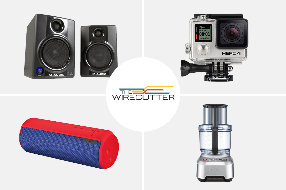 The Wirecutter S Best Deals Gopro S Hero4 Silver Camera