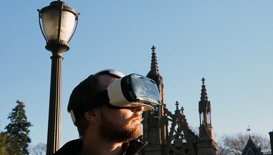 Looking Into The Future Samsung Gear Vr Review