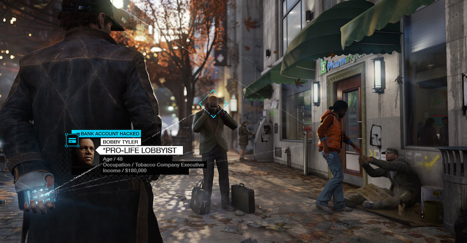 Watch Dogs Intrusion Detected