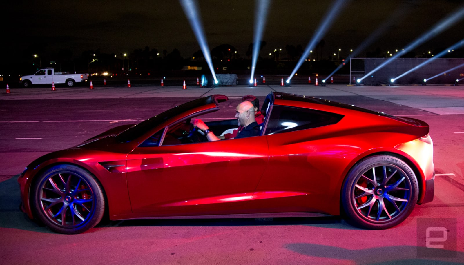 Tesla Roadster will get even quicker through an option package