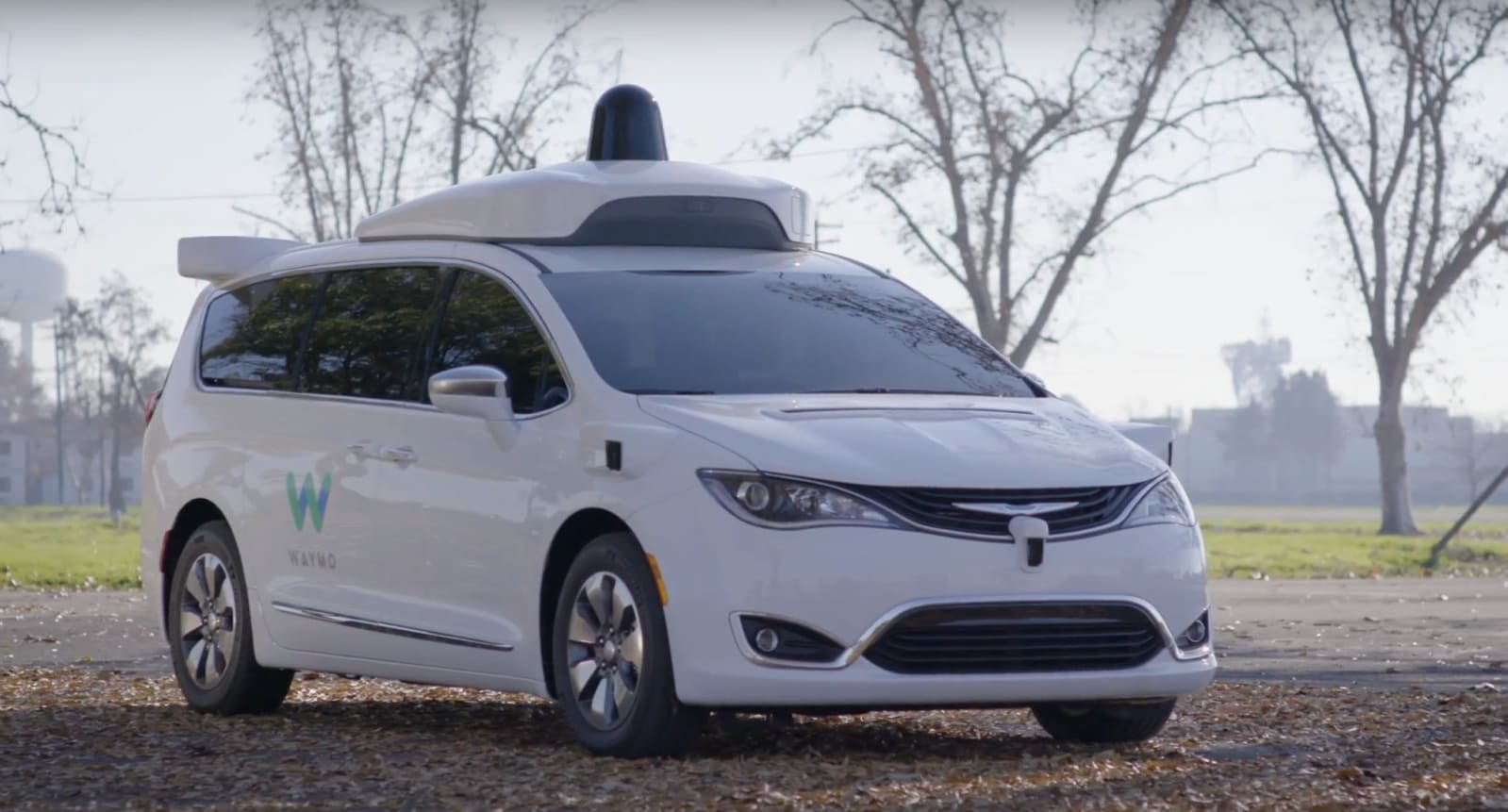 Driverless Car California To New York