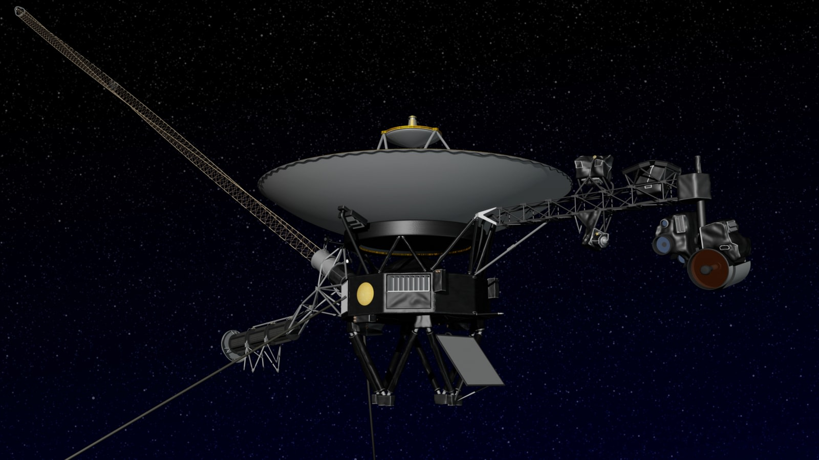 Image result for NASA's Voyager 2 May be at the Edge of Interstellar Space