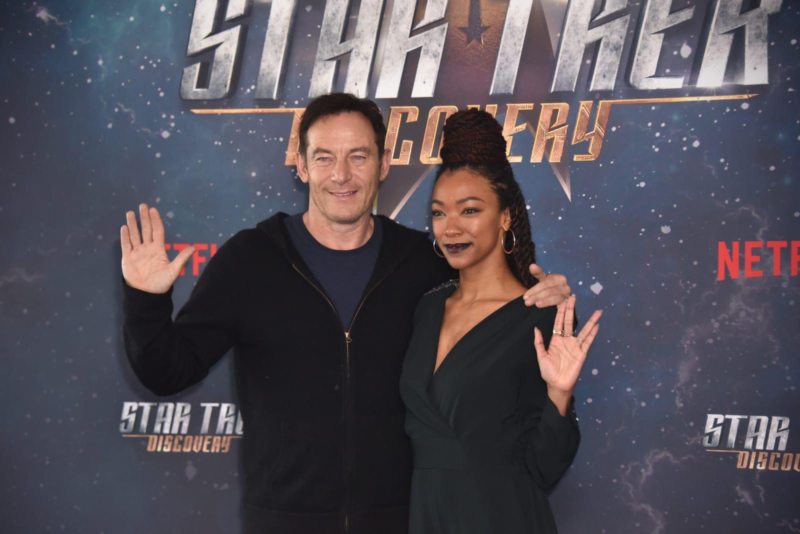david m benett via getty images star trek discovery is - When Does Star Trek Discovery Resume