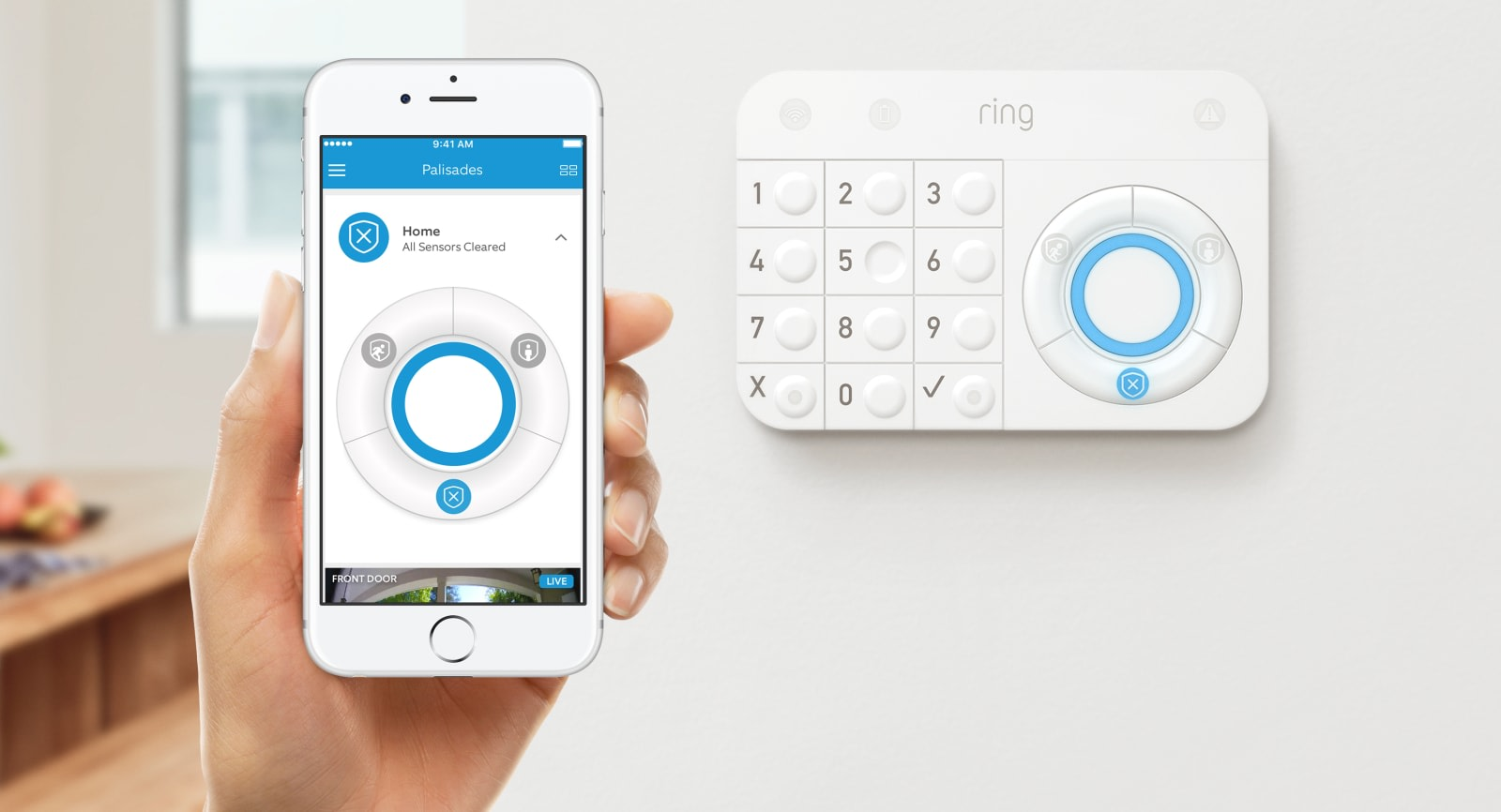 Ring launches its own diy home security system image credit ring solutioingenieria Gallery