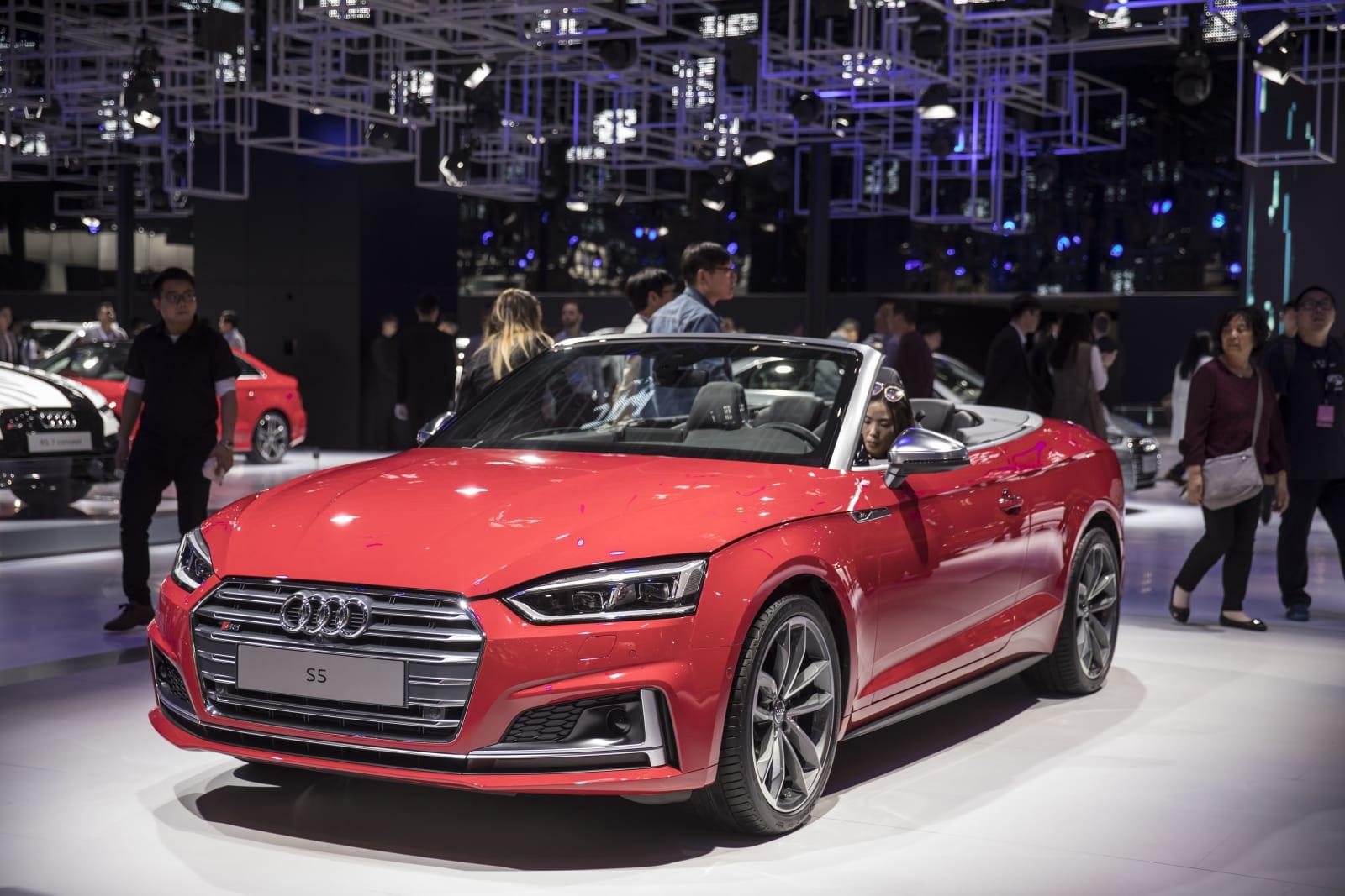 Audi Launches Luxury Car Subscription Pilot Program In Dallas - Dallas audi