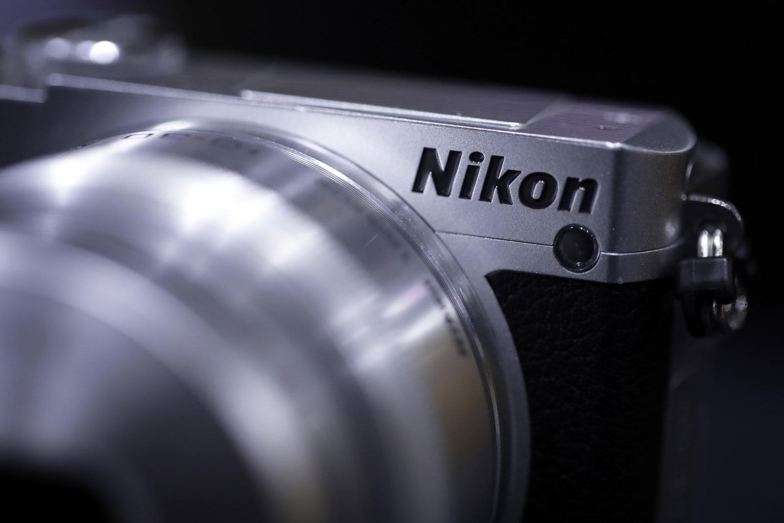 Nikon is making a full-frame mirrorless camera