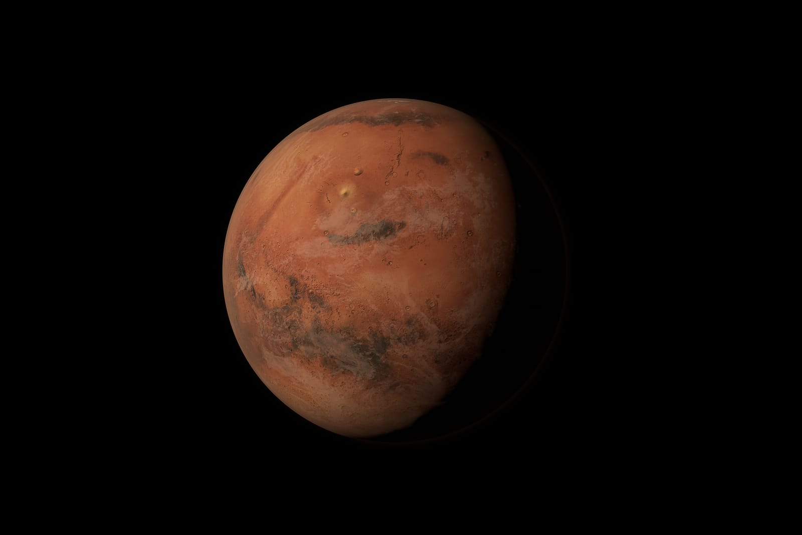 Image result for Mars may have supported life earlier