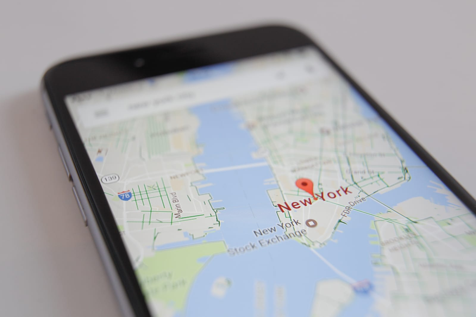 Google maps uses landmarks to provide natural sounding directions jaap arriensnurphoto via getty images publicscrutiny Images