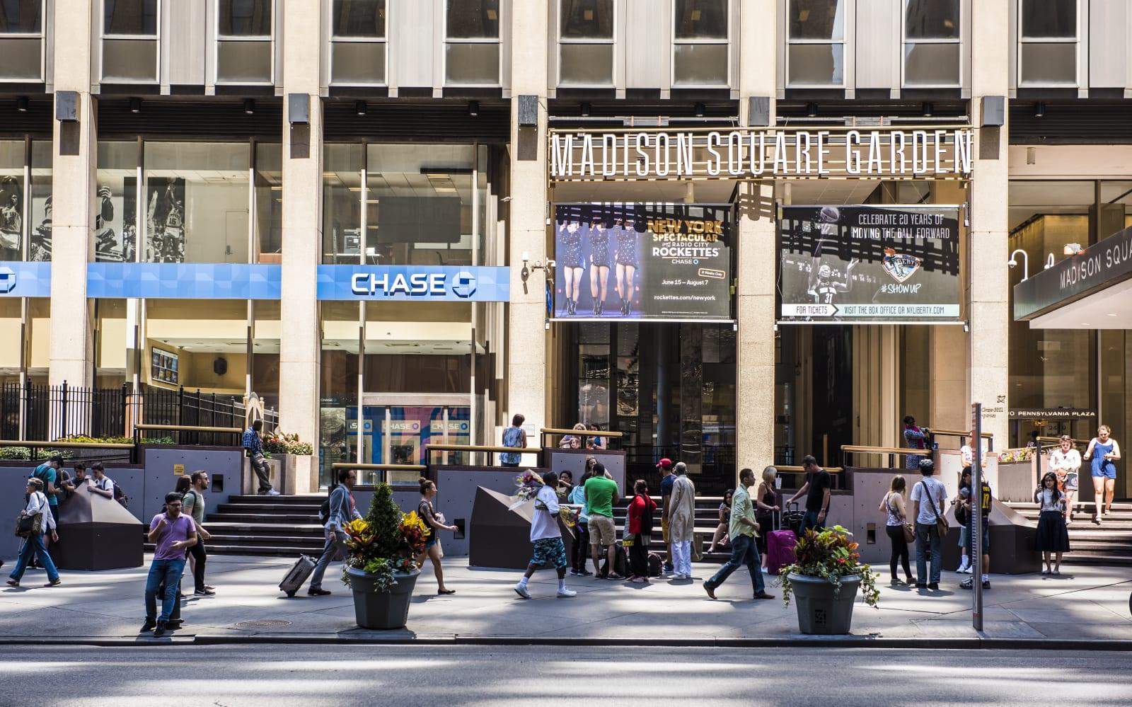 Madison Square Garden: Madison Square Garden Has Been Secretly Scanning Visitors