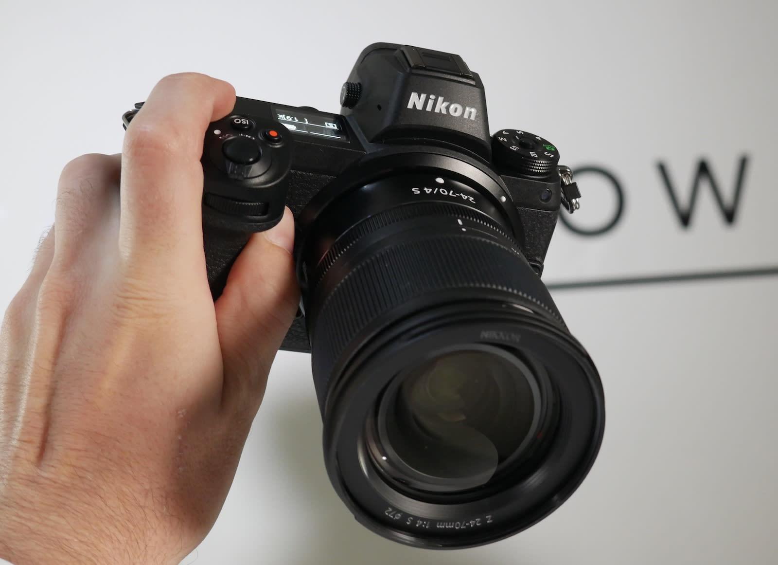 A Closer Look At Nikon S Z7 Flagship Mirrorless Camera