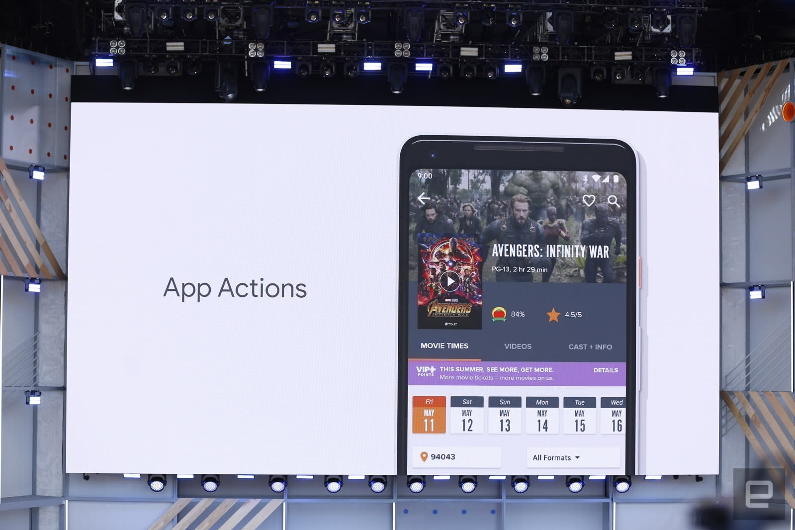 Android P Actions And Slices Predict What You Want To