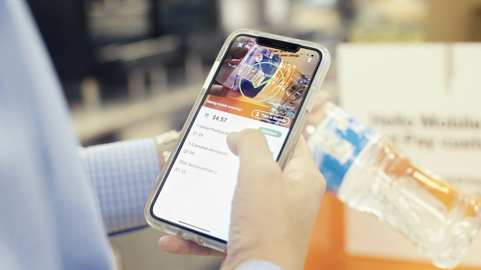 Image result for 7-Eleven Piloting Mobile Checkout