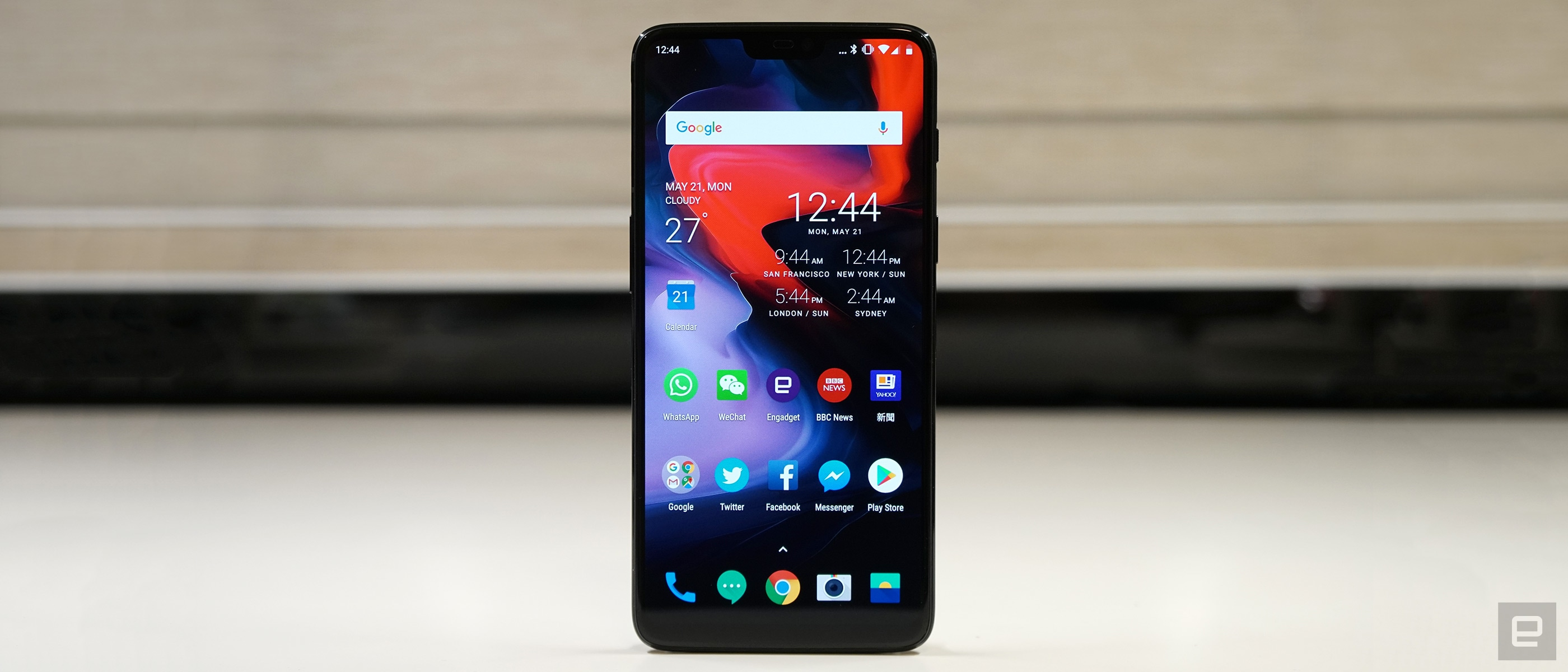 Oneplus 6 review a big step closer to the perfect smartphone image credit richard laiengadget malvernweather Choice Image