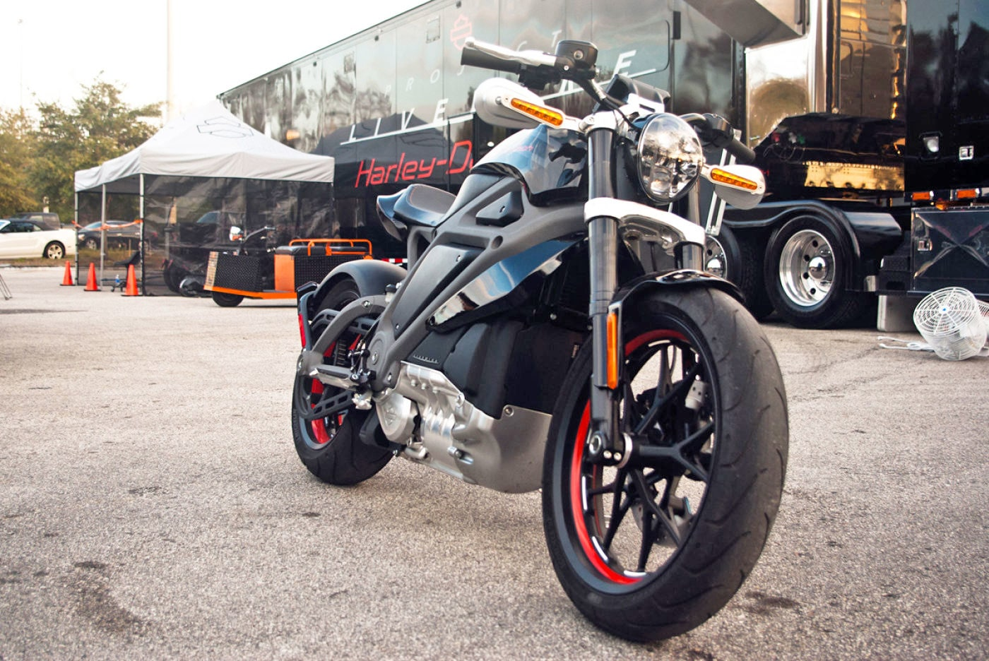 Harley Davidson Embraces The Potential Of Electric Motorcycles