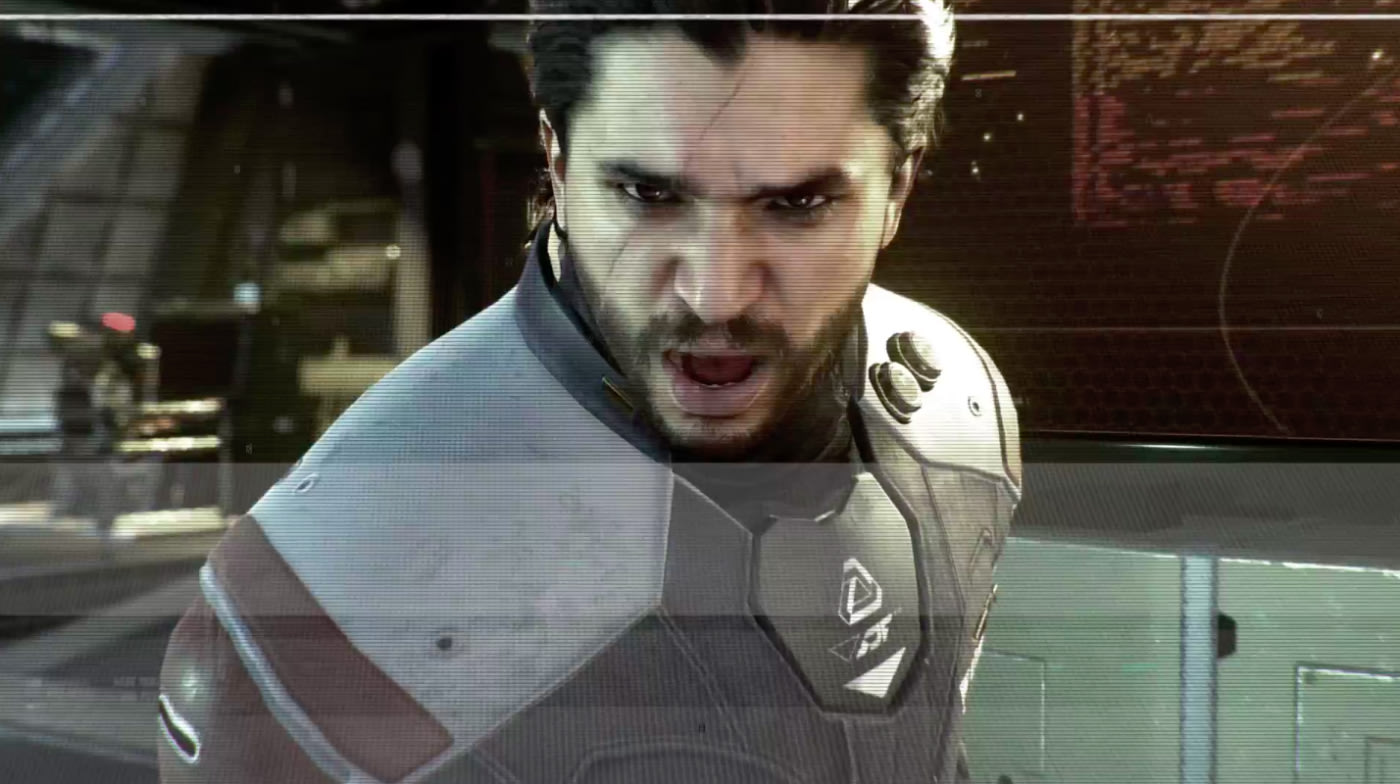 Jon Snow Is Evil And Angry In 39 Call Of Duty Infinite Warfare 39