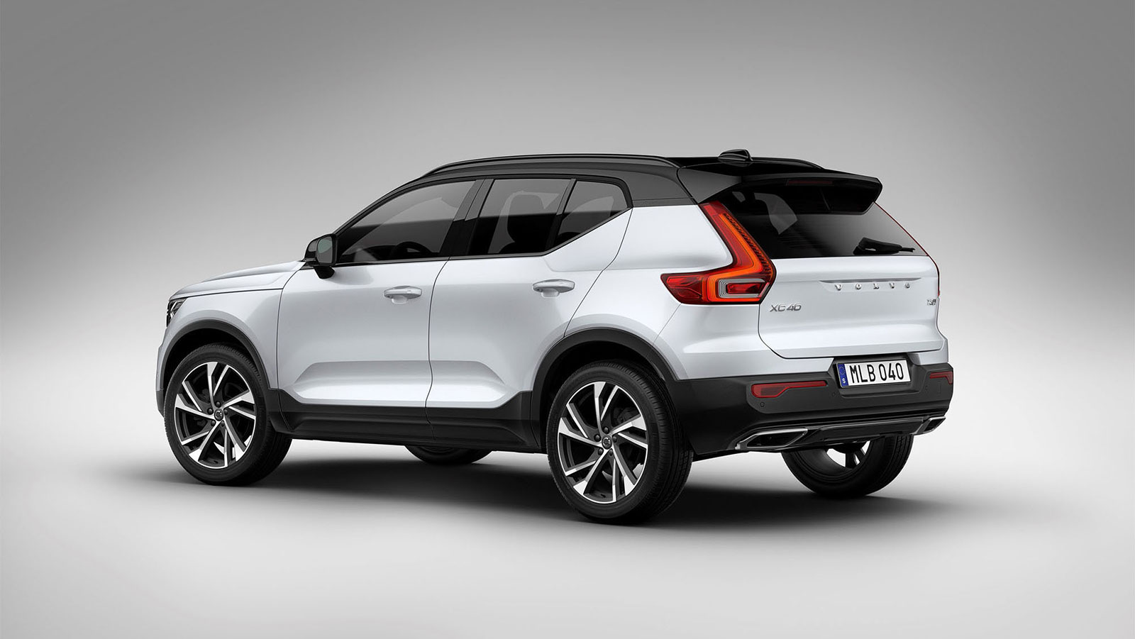 volvo launches 12 month trade in plan with xc40 crossover. Black Bedroom Furniture Sets. Home Design Ideas