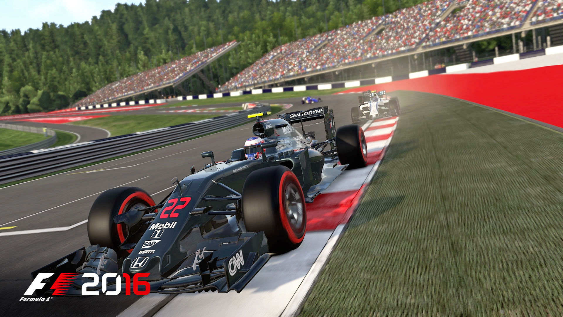 39 f1 2016 39 gets 22 player support for online multiplayer races. Black Bedroom Furniture Sets. Home Design Ideas