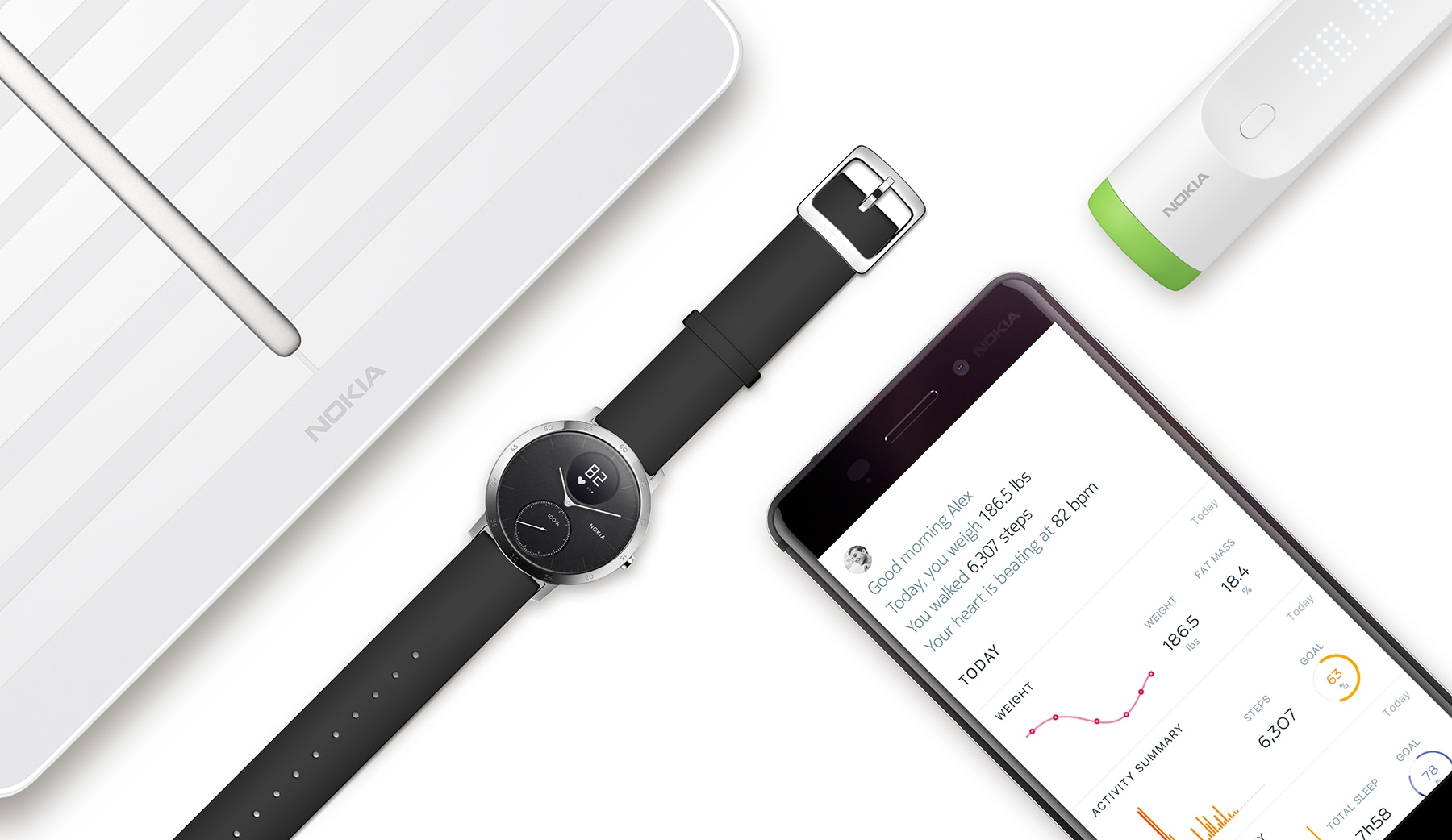 Withings Will Return After Buying Out Nokias Health Business