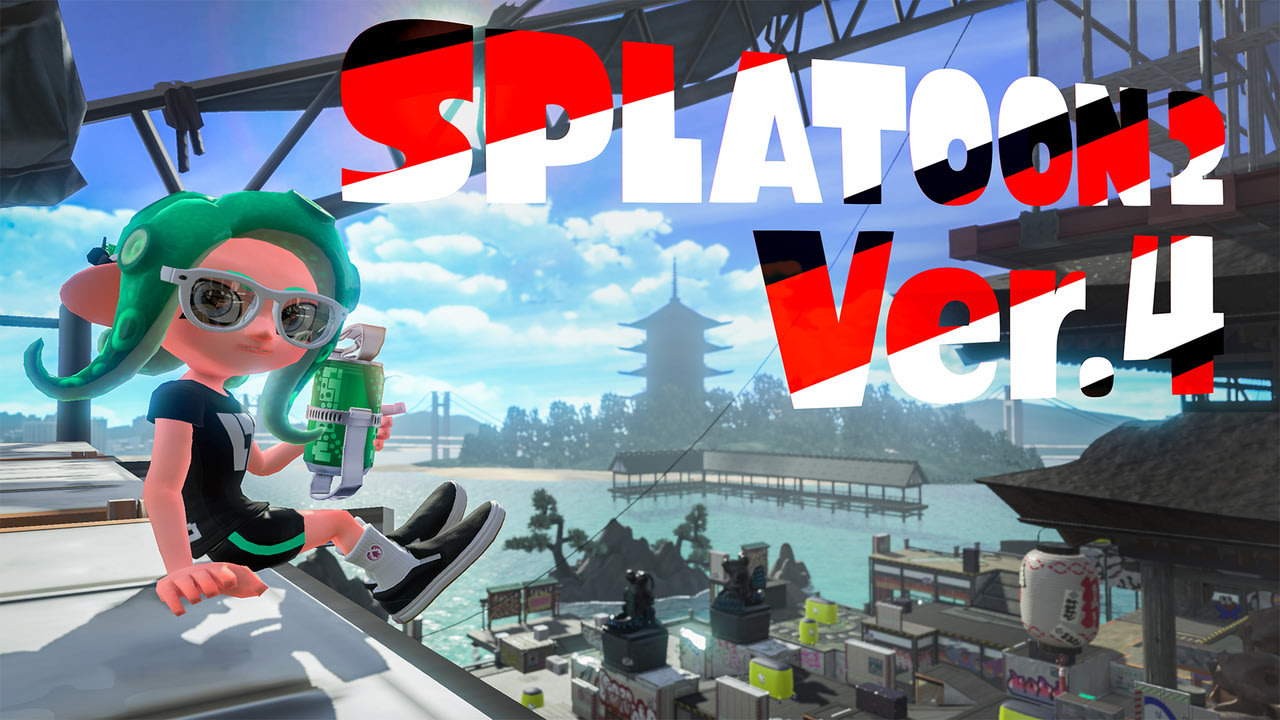 new splatoon 2 gear adds exploding spray paint to your arsenal