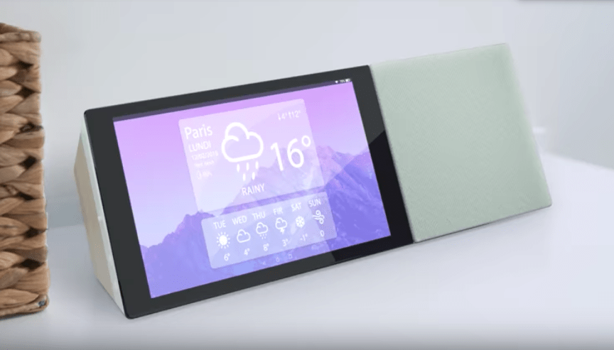 archos hello smart displays are powered by google assistant