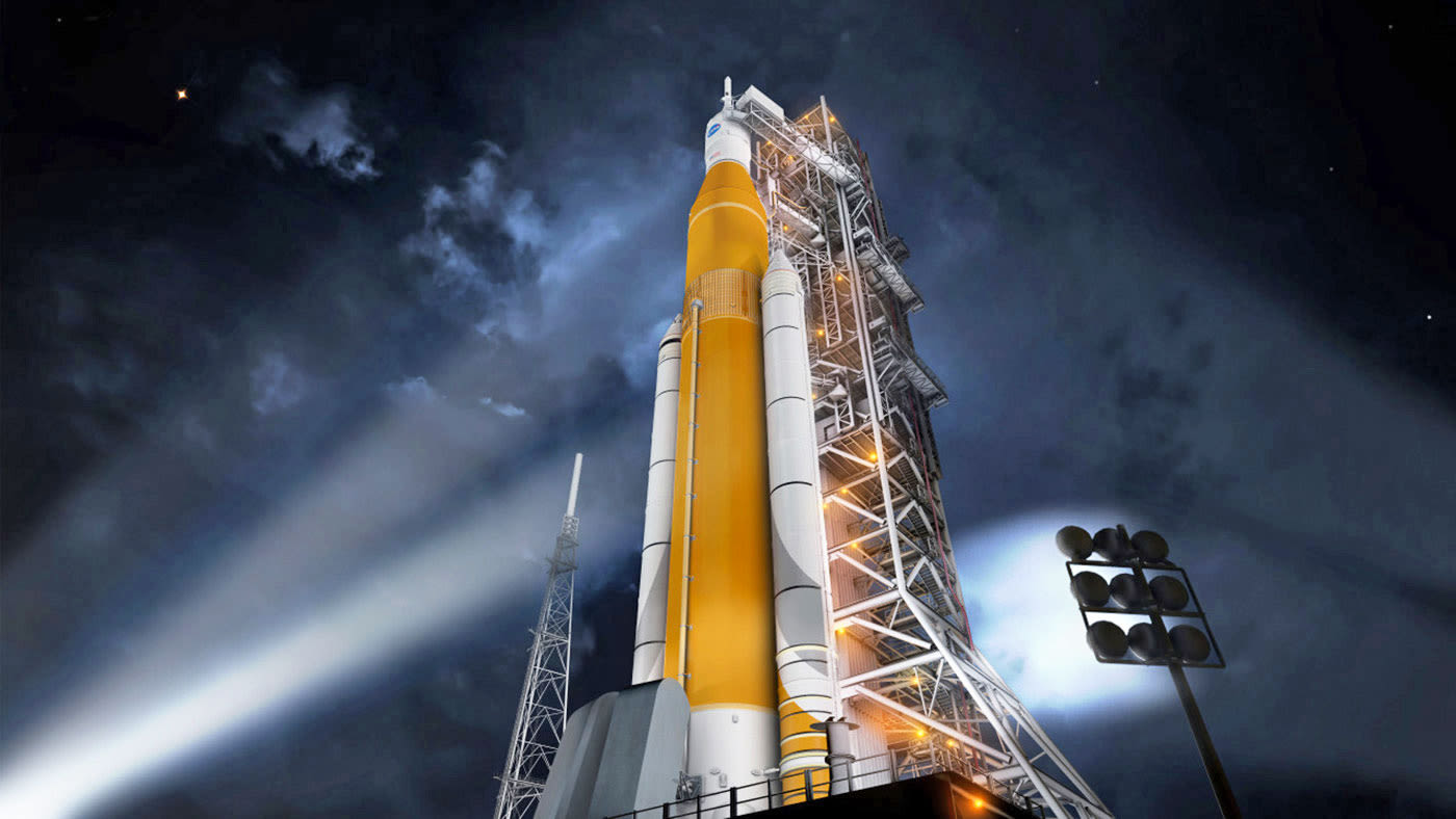NASA Releases Rocket Test Video - Newscult
