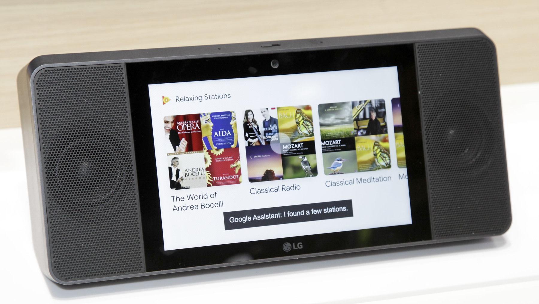 Image result for Google updates its Assistant on smart displays