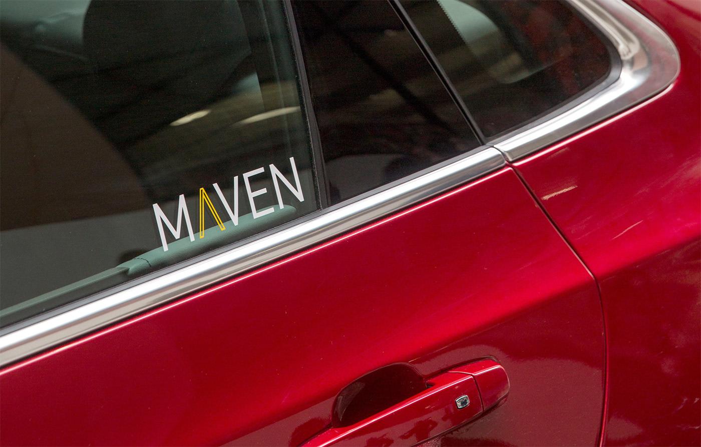 gm 39 s 39 maven 39 car sharing service lands in san francisco. Black Bedroom Furniture Sets. Home Design Ideas