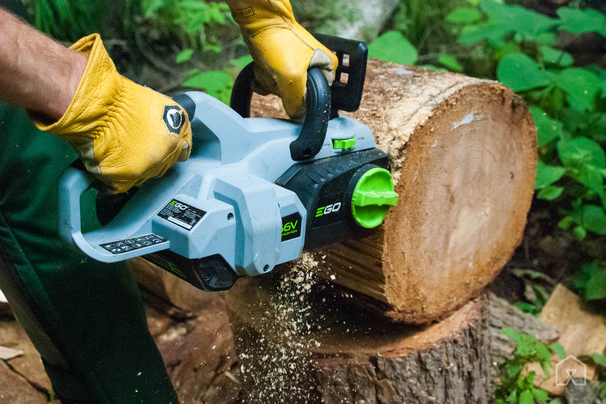 The best chainsaw greentooth Images