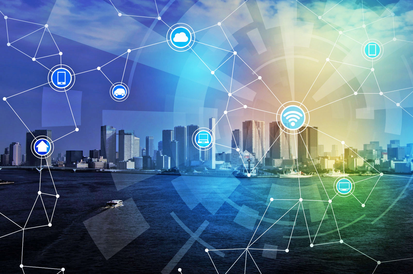 Bluetooth mesh networking could connect smart devices city for City of la 457