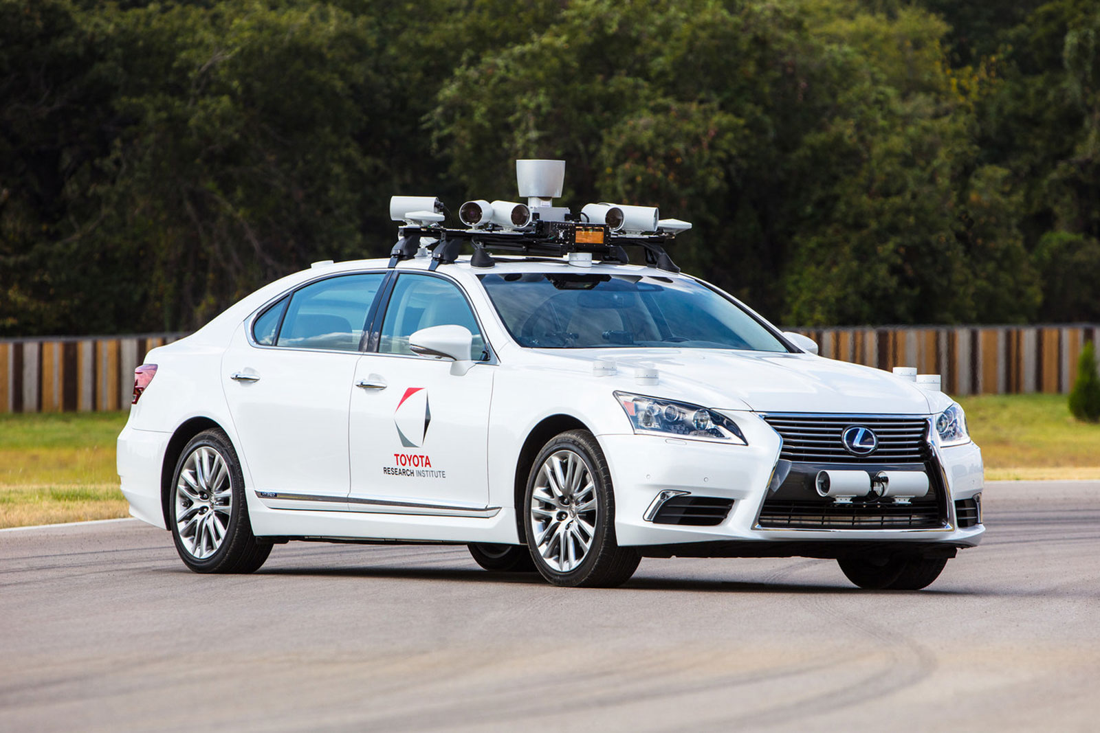 Toyota 39 S Latest Self Driving Car Is More Aware Of Its