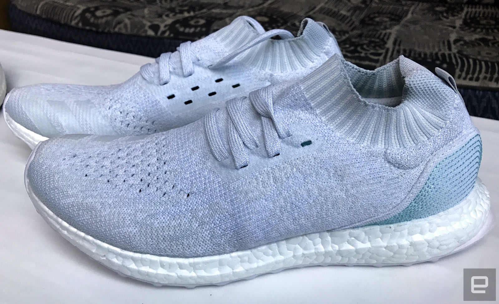 Adidas Shoe Ocean Waste