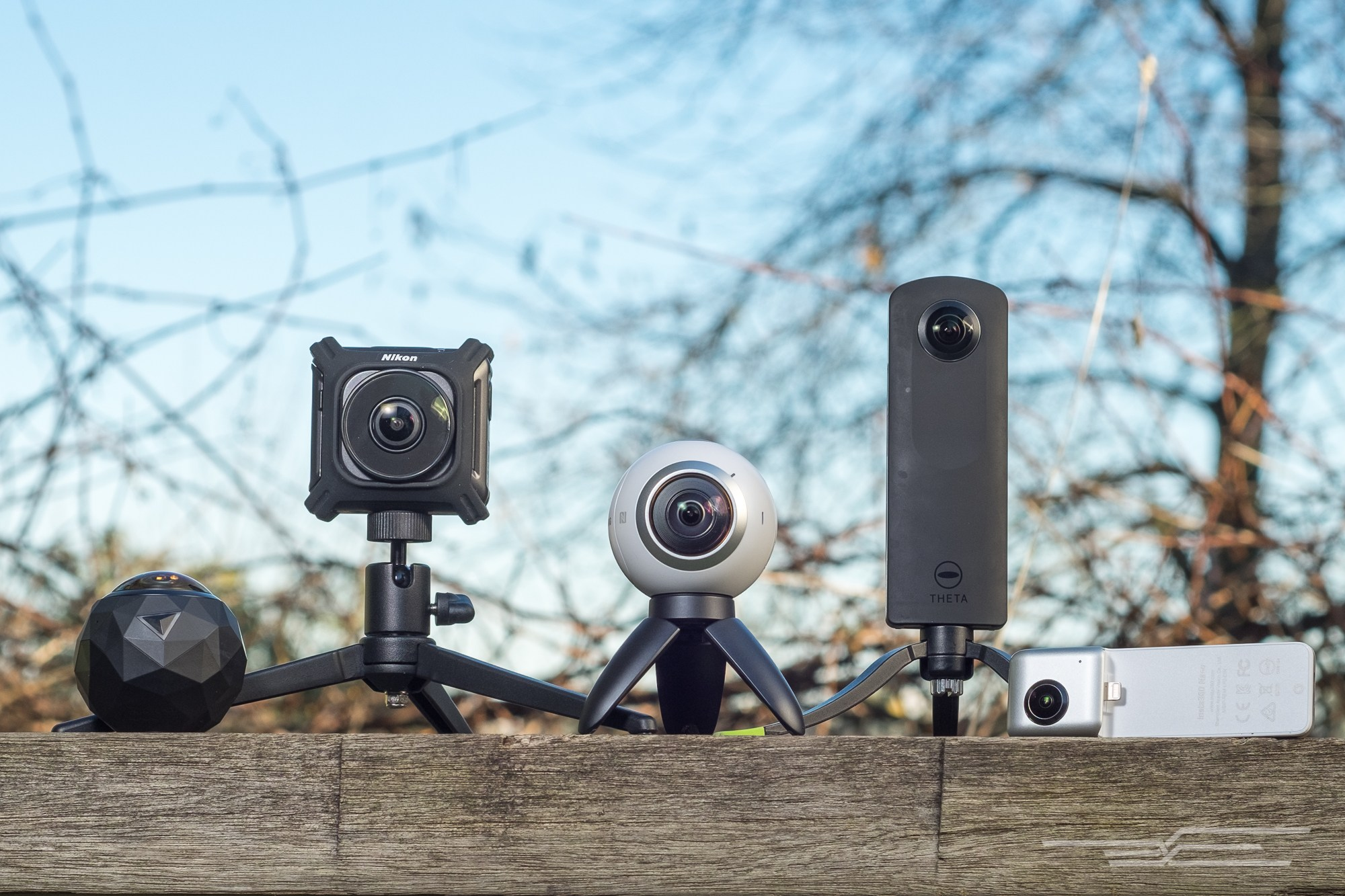 The best 360-degree camera