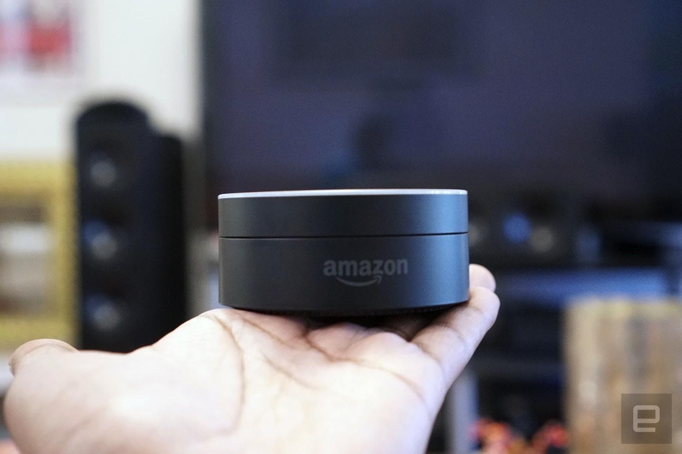 %name Amazon Echo Coffee Maker