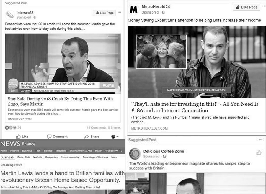Why is a celebrity personal finance guru suing facebook image credit martin lewis composite save ccuart Image collections