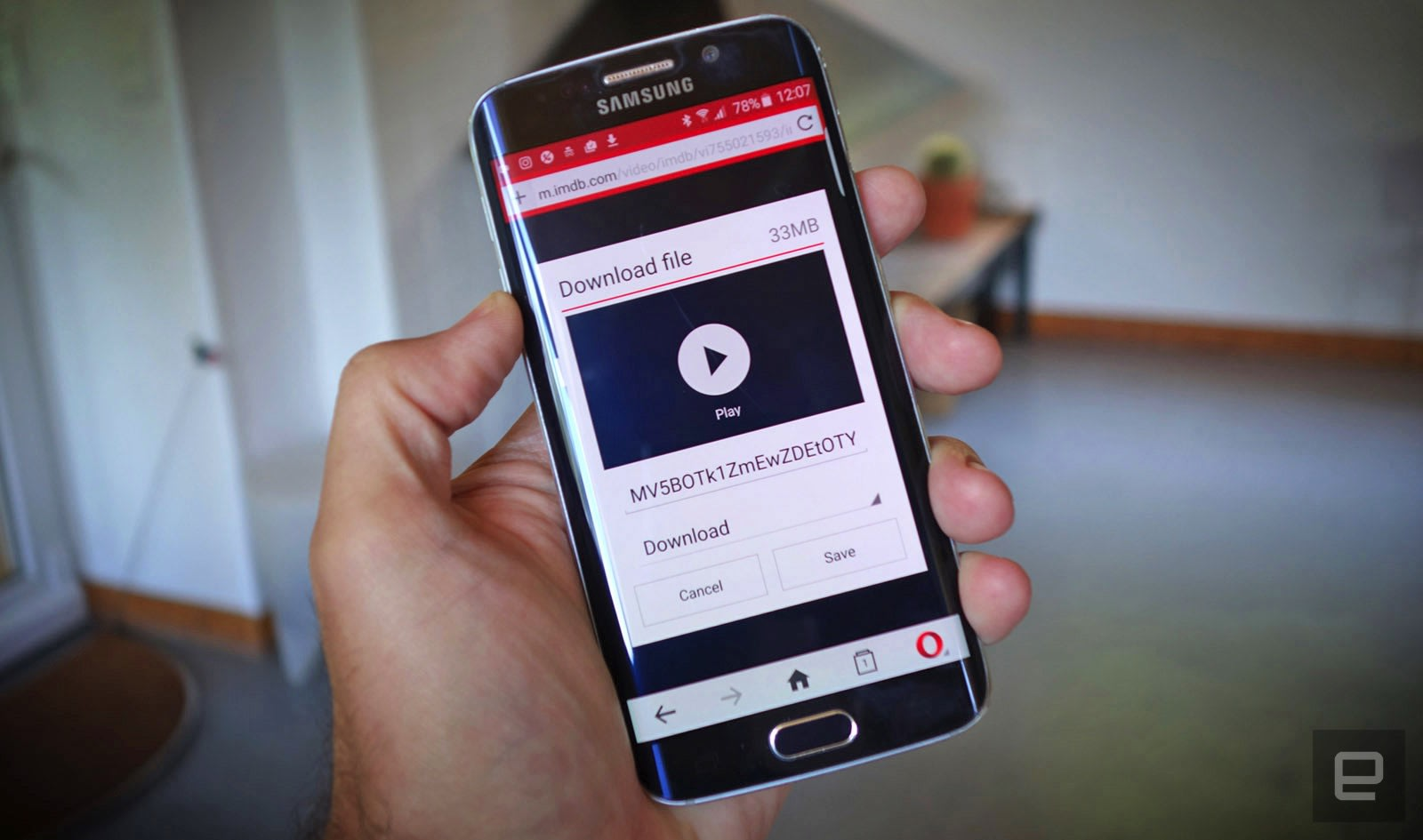 Opera mini can download videos for offline viewing image credit ccuart Choice Image