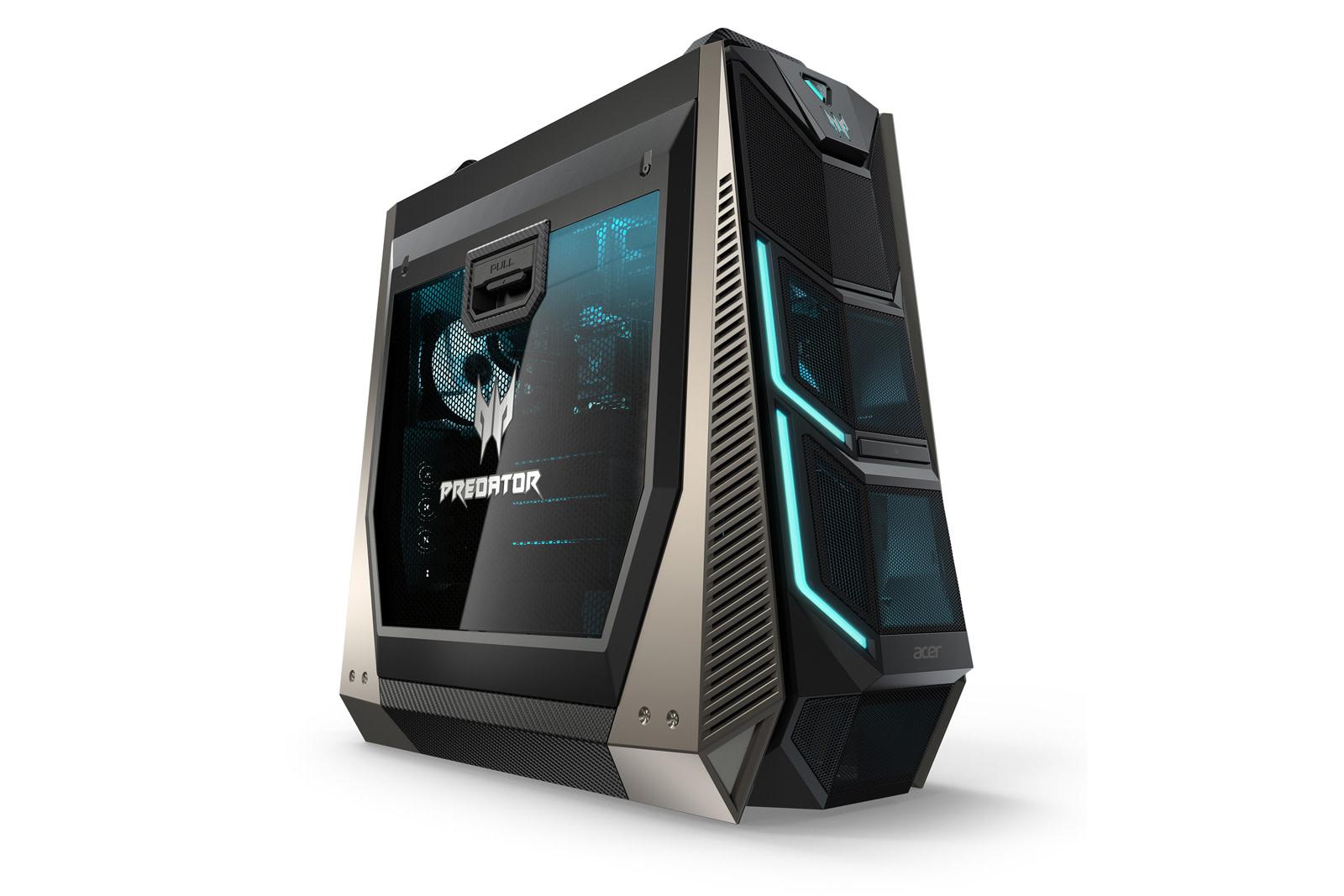 Acers New Gaming PCs Include An 18 Core Liquid Cooled Desktop