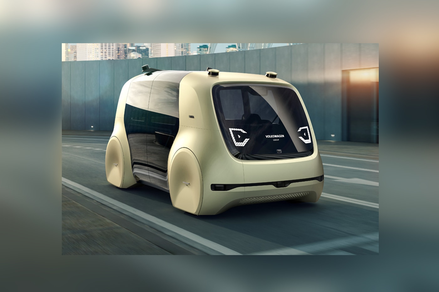 Vw 39 S 39 Sedric 39 Self Driving Car Could Chauffer You Or Strangers
