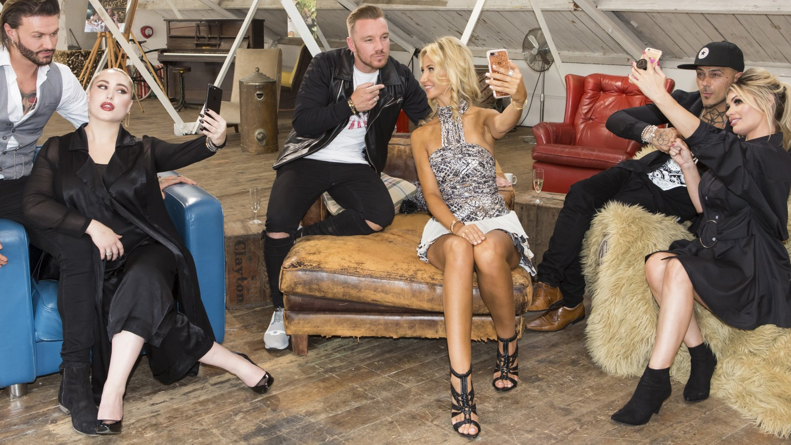 itv s new celebrity show uses social media to mug off the public On watch celebrity showmance