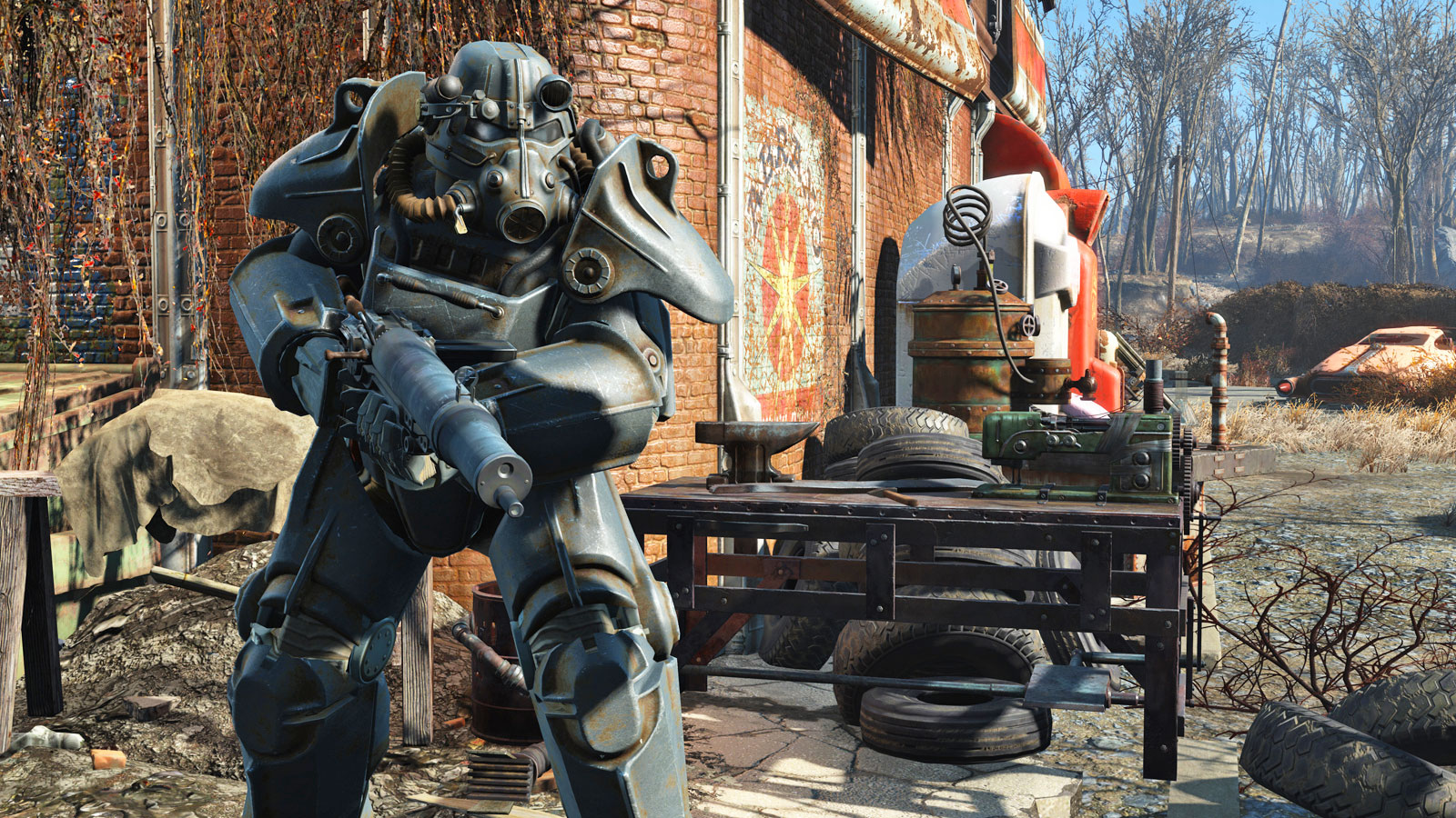 fallout 4 visual upgrade demands a monster pc