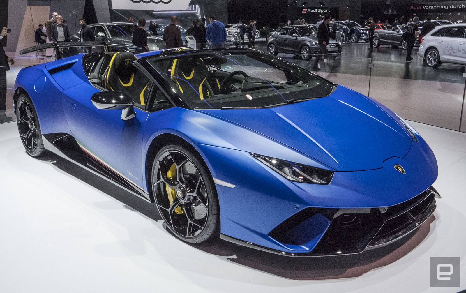 See All The Wild Cars And Concepts From The Geneva Motor Show - Geneva car show