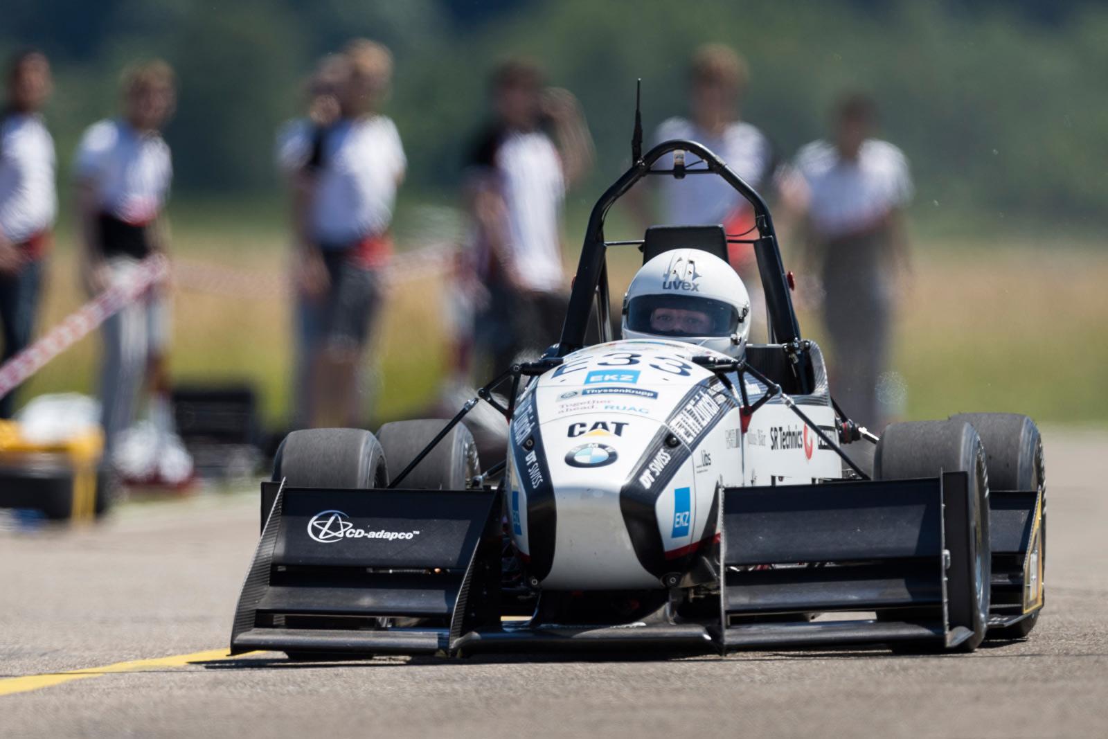 Amz Racing Grimsel Electric Car