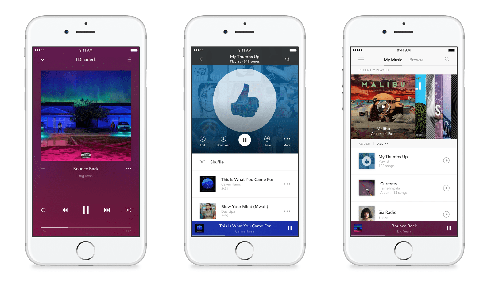 Pandoras New On Demand Music Service Is Beautiful But Is That Enough