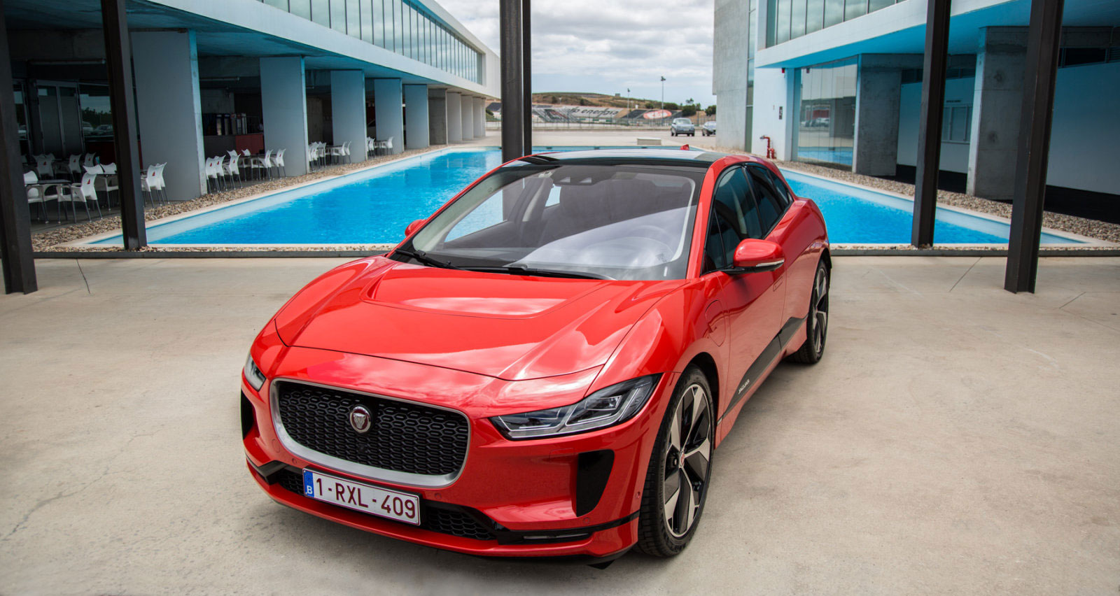 Jaguar IPace Review A Luxury EV That Can Tackle Anything - Car pro show reviews