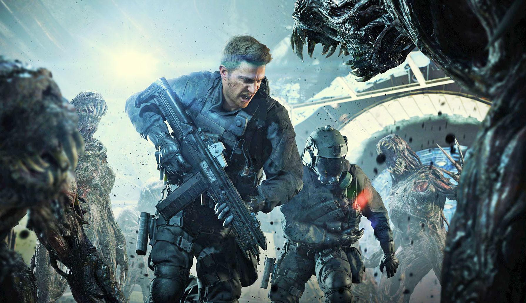 Resident Evil 7 Spiele